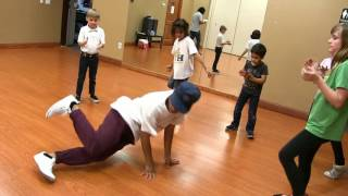 Break Dance Kids Classes at DF Dance Studio - Salt Lake City