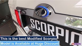 Top Best Interior and Exterior Modified Scorpio 2018