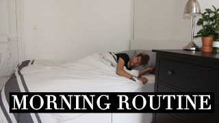 MORNING ROUTINE - GET READY WITH ME (MEN)