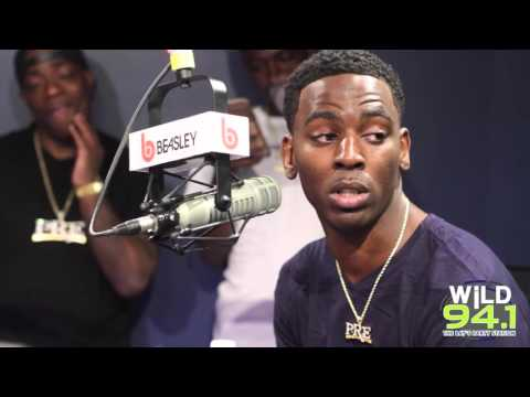 Young Dolph Interview  Wild 94 1