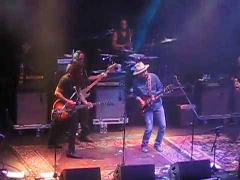 Anders Osborne (w/Jackie Greene) - Ball and Chain/Let It Bleed) - 2/18/17