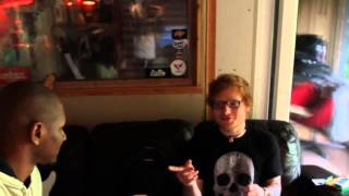Ed Sheeran UK Tour Diary Part 2