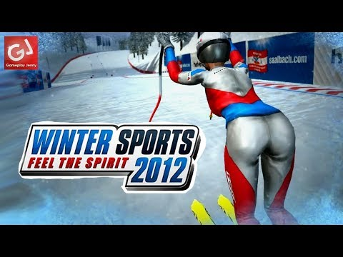 WINTER OLYMPICS SPECIAL: Let's Play Winter Sports 2012 - Free The Spirit (Badly)