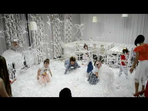 Бумажное шоу на детский праздник в Кропивницком. Крутой День рождения Марка.