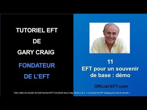 a research on gary craig on eft