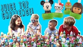 Disney Juice Top Challenge!