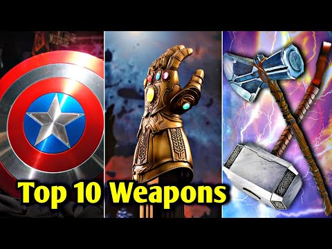 Top 10 Weapons