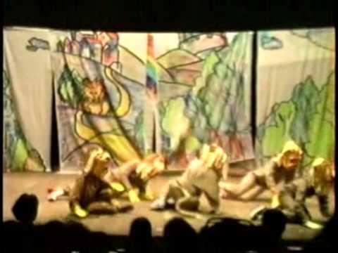 12-1992 - Octubre - Concert Escuela de Dafne (El mago de Oz)