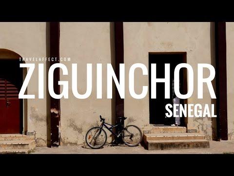 ZIGUINCHOR - Basse Casamance, Senegal | Travel Documentary