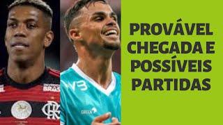 Flamengo espera contratar Michael entre 5ª e 6ª feira. Com reforços,clube prepara saída de jogadores