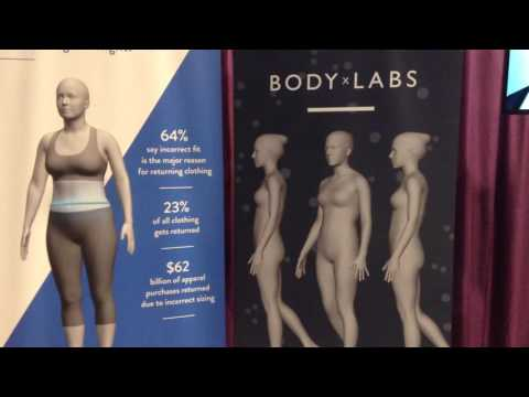 Body Labs Maya plugin for human body metrics Siggraph 2016