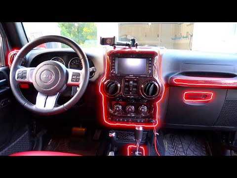 easy-mod!-jeep-wrangler-carbon-fiber-interior-upgrade