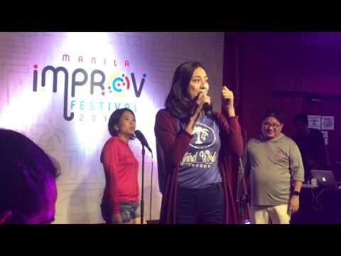 Manila Improv 2017 Festival Media Launch