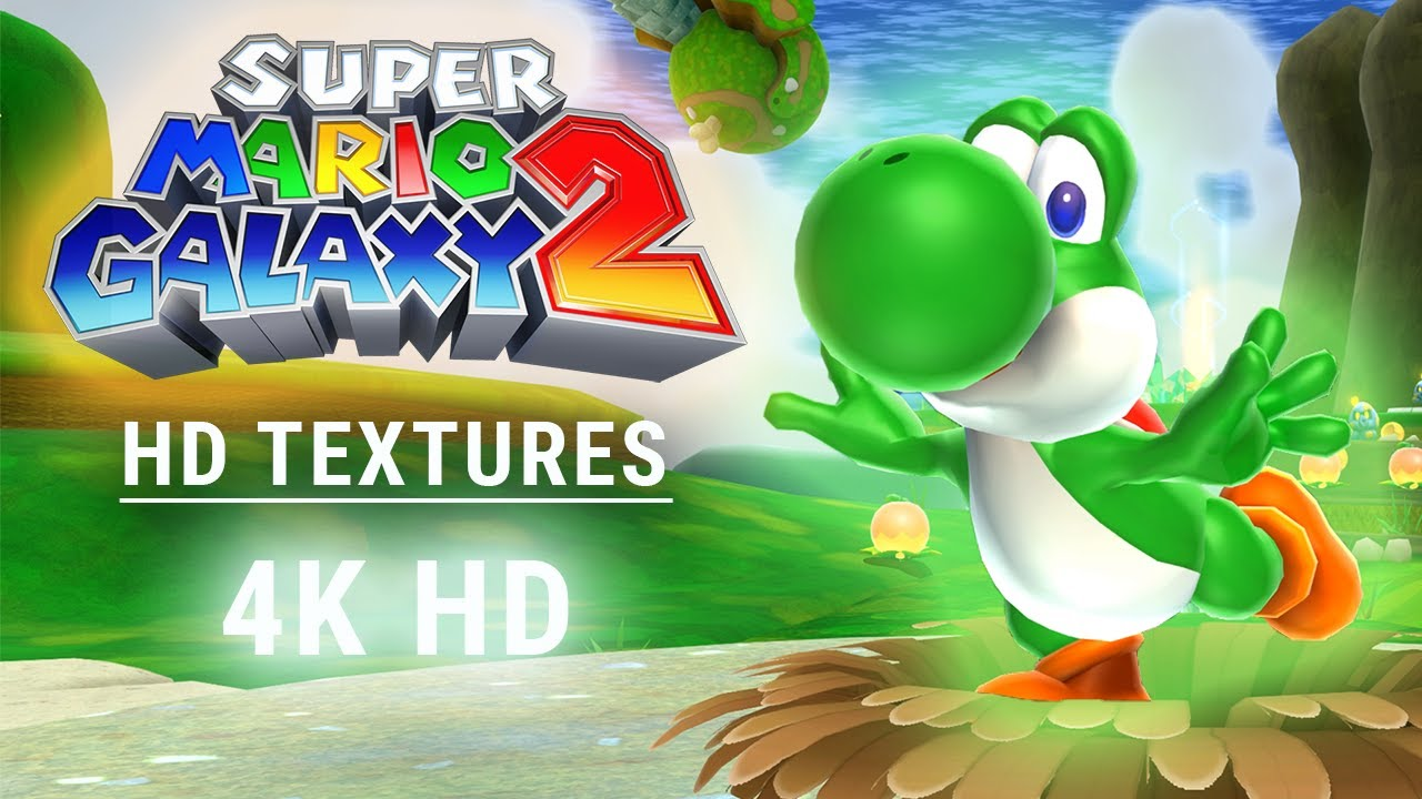 super mario galaxy 2 dolphin