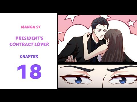 President's Contract Lover Chapter 18-I Want