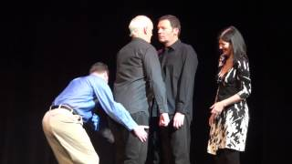 Brad Sherwood and Colin Mochrie 3.15.12 - Moving Bodies (Part 1)