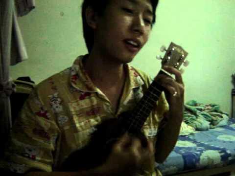 รักไม่ต้องการเวลา - Klear - ukulele cover by Pimmy