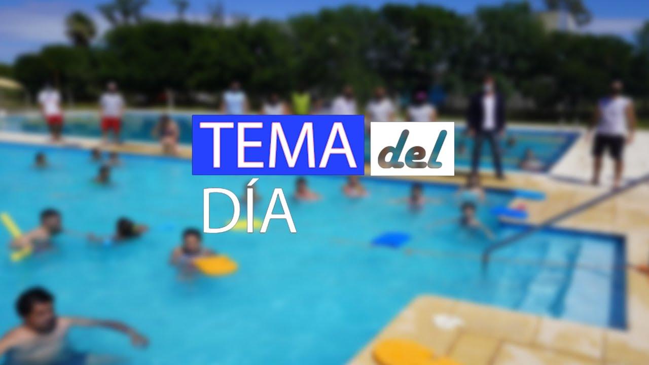 Tema del Día - Comenzó la temporada de verano en el Polideportivo Municipal