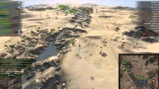"""WOT """"Великая война"""" STPAX vs C_G. Панорамная съемка"""