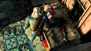 Ведьмак 3: Дикая Охота - Встреча с Цири