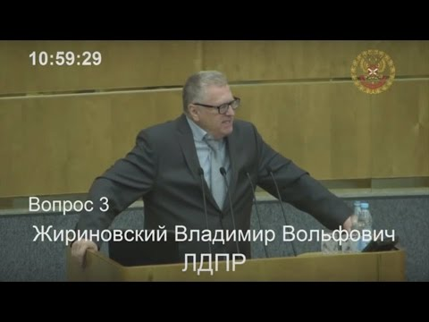 Vladimir Zhirinovsky about missed opportunities (English subs)