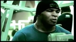 Mike Tyson   beast strength training at gym   YouTube