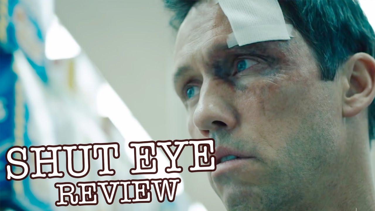 Download SHUT EYE Review - Jeffrey Donovan, Mel Harris, Isabella Rossellini