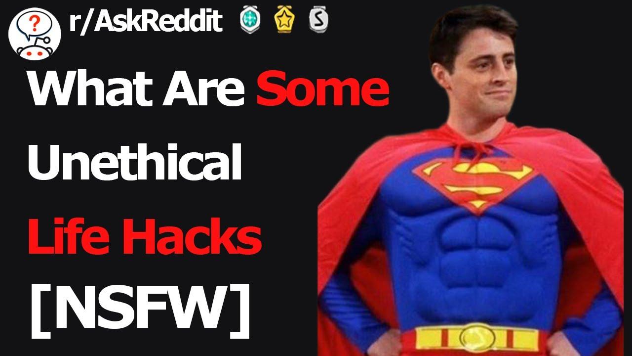 Download Unethical Life Hacks That Save You Money (r/AskReddit)