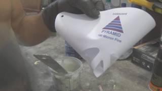 ГРУНТ  тонкости разведения, нанесения и использования материалов