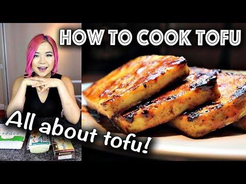 How to Cook Tofu Like a BOSS (BEGINNER'S GUIDE TO TOFU)