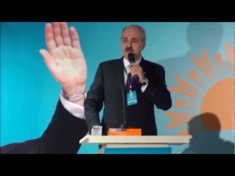 Prof.Dr. Numan Kurtulmuş Has Parti Kongre Konuşması