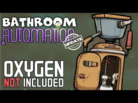 Updated Bathroom Tutorial! - Automation Upgrade - Oxygen Not Included Tutorial/Guide