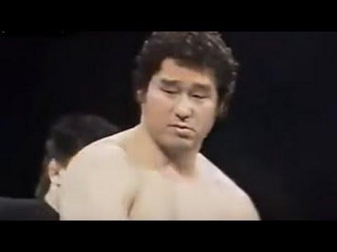 ジャンボ鶴田/ザ・グレート・カブキvs天龍源一郎/阿修羅・原 88年5月高知