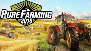 PROBANDO PURE FARMING 2018