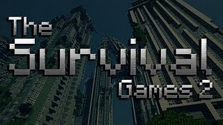 Minecraft: Survival Games 2 - Urban City w/Mitch & Friends!
