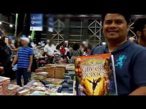 Big Bad Wolf Book Sale, Dubai, UAE