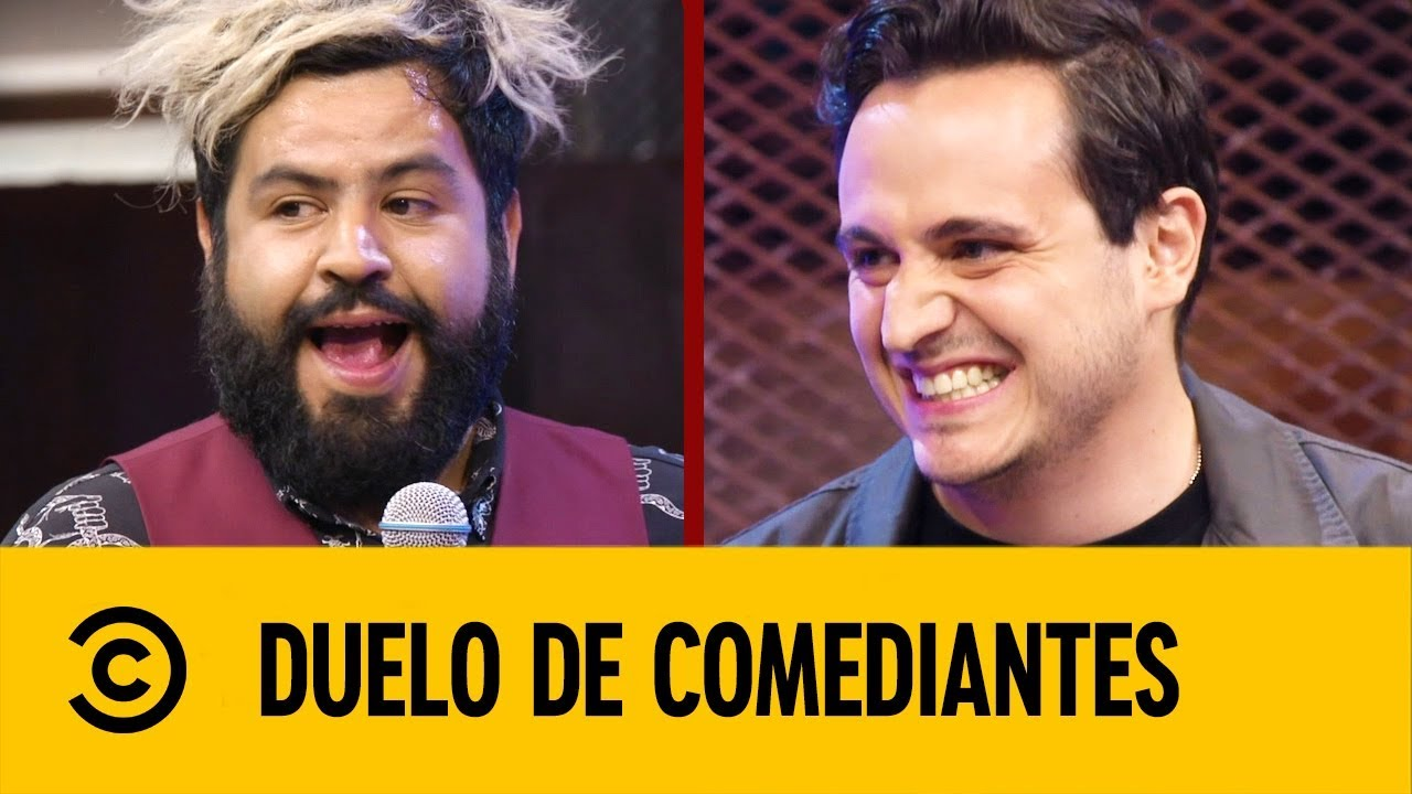 El Diablito VS Richi O´Farrill | Duelo De Comediantes | Comedy Central LA