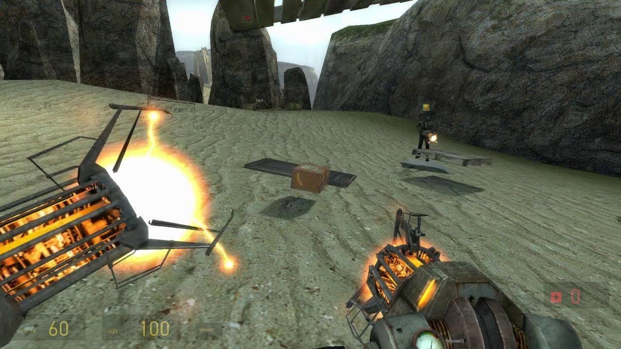 Friday Night FÜBAR: Half-Life 2 Multiplayer – LinuxGameCast