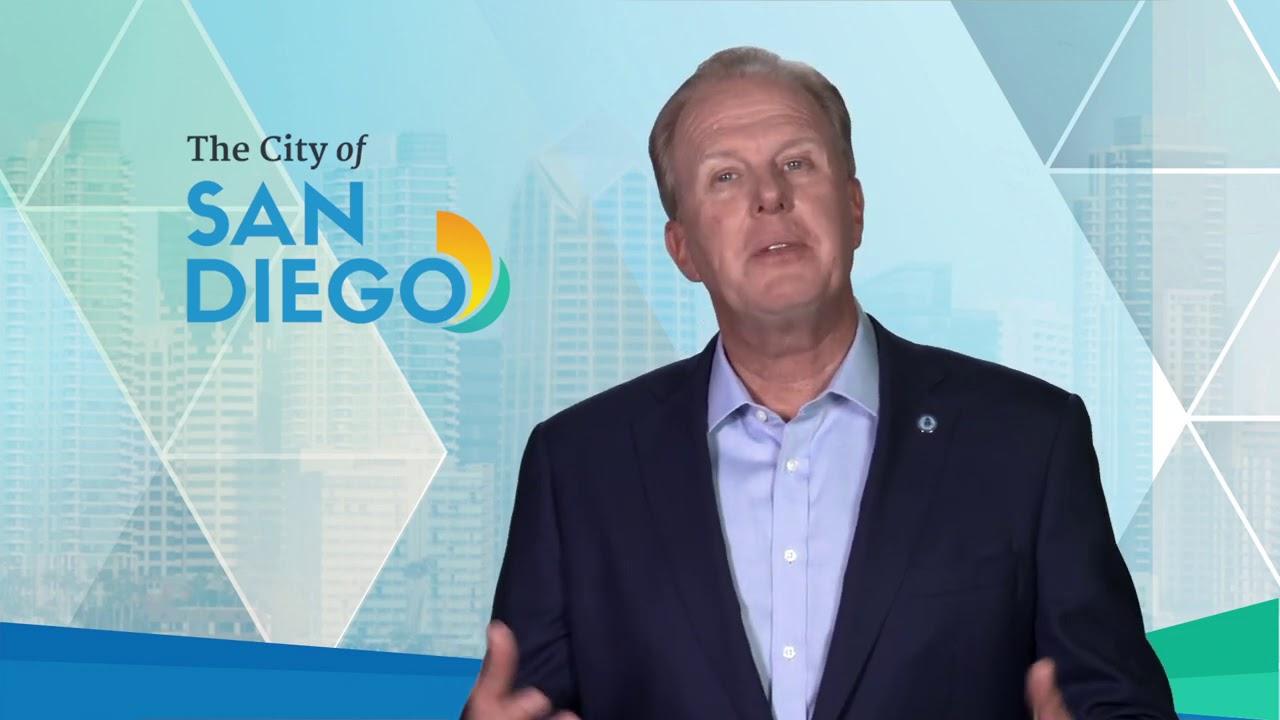 2020 Austrian World Summit: San Diego Mayor Kevin Faulconer Video Message