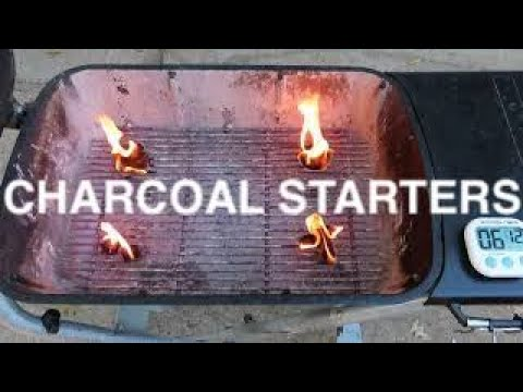 Charcoal Starter Review