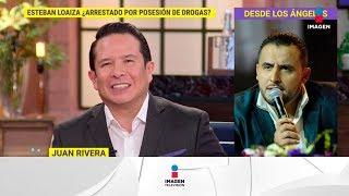 Nos comunicamos vía telefónica con Juan Rivera | De Primera Mano
