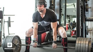 How To Test Your One-Rep Max   Ph3: Layne Norton