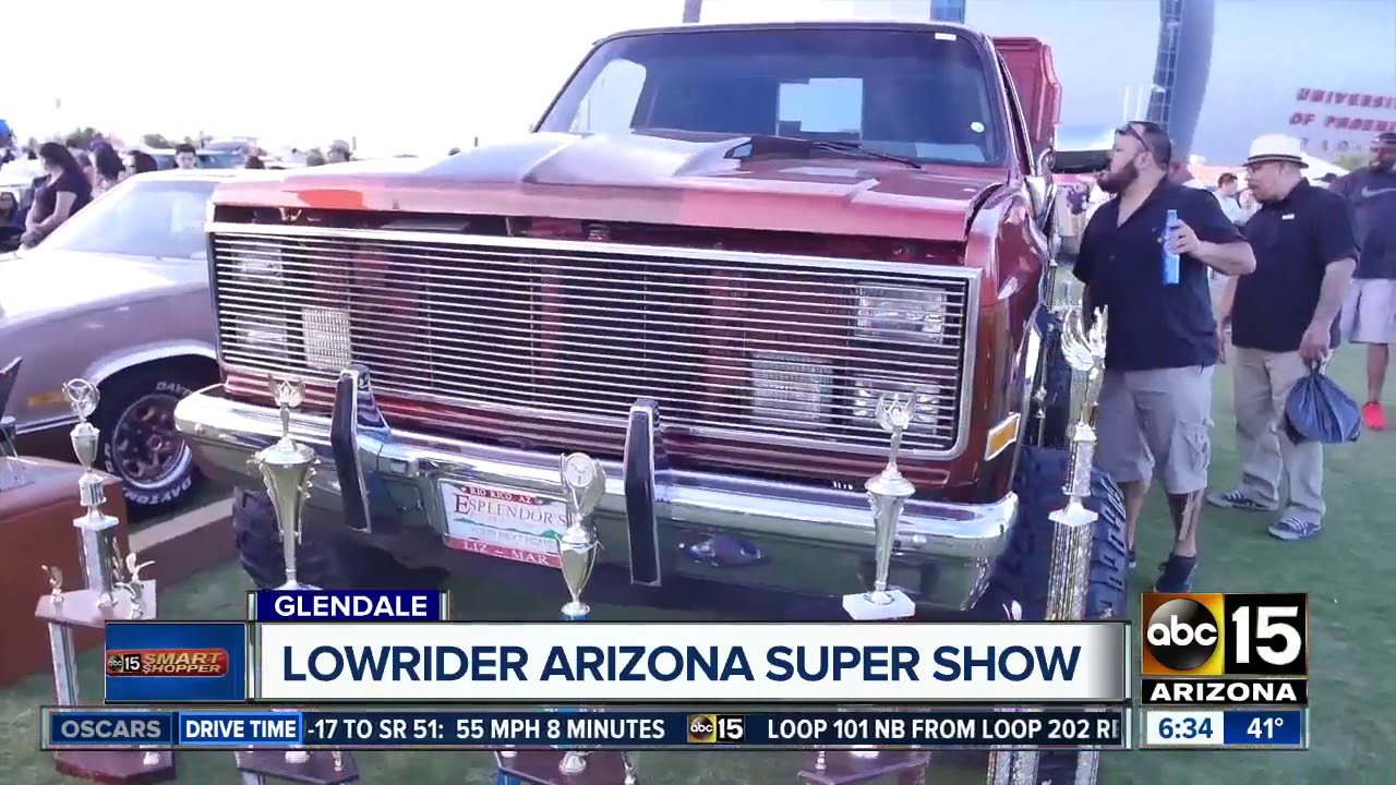 HALF OFF ADMISSION Hop On Over To This Car Show At University Of - Lowrider car show ticket price