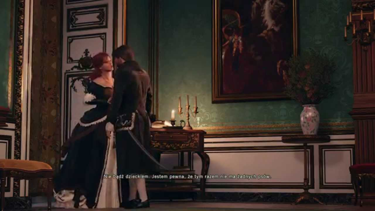 A Meeting Of Arno And Elise Assassin S Creed Unity Youtube