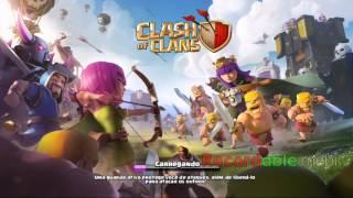 Nova atualização do Clash of clans,Nova defesa aérea cv6 e cv7 e novos saques