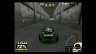 California Speed Nintendo 64 Gameplay_1998_12_14