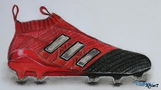 Adidas Ace 17+ Purecontrol Cleats!! | Art