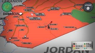 Военная обстановка в Сирии и Ираке, итоги первой половины сентября 2018.