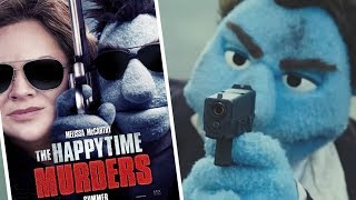 THE HAPPYTIME MURDERS Review - Puerile, Puppety Fun... Sort Of