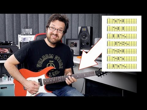 The Simplest Way To Create Modal Chords